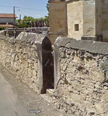 cimetière de Port-de-Lanne