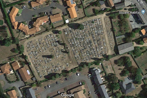 cimetière de Saint-Lézin