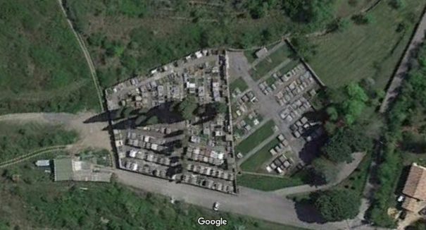 cimetière de Meyrannes