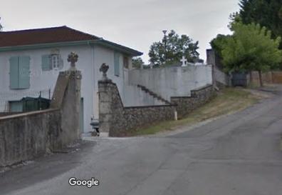cimetière de Cauneille