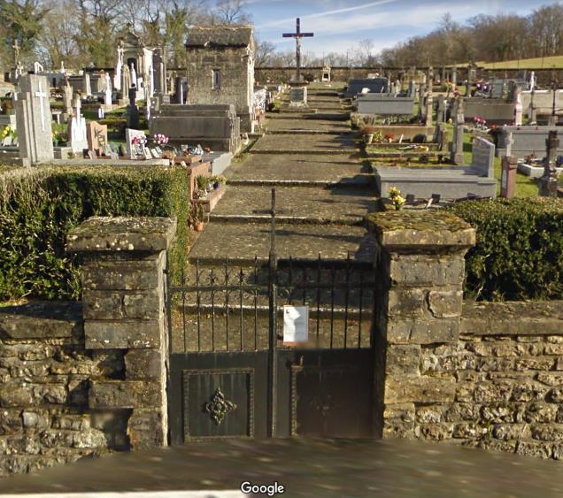cimetière de Alvignac