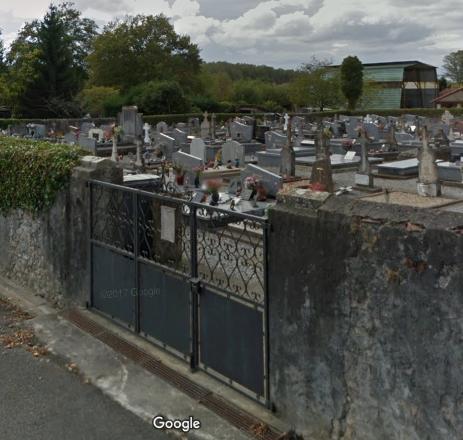 cimetière de Sorde-l'Abbaye
