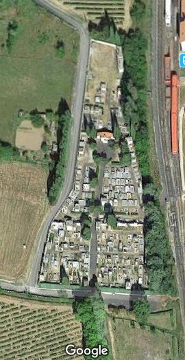 cimetière de Caudiès-de-Fenouillèdes