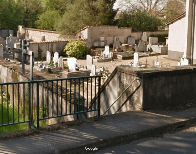 cimetière de Veauchette