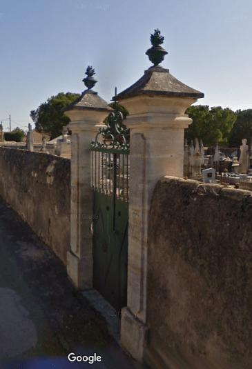 cimetière de Saint-Gervasy