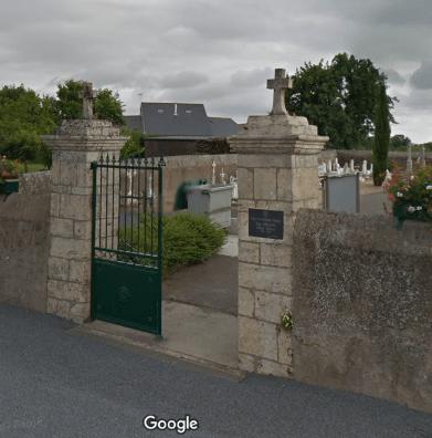 cimetière de Montilliers