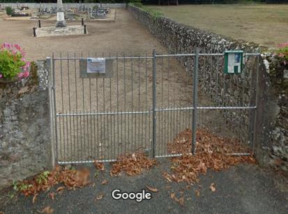 cimetière de La-Chapelle-Saint-Laud