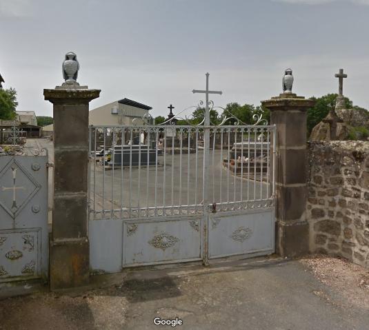 cimetière de Marcillat-en-Combraille