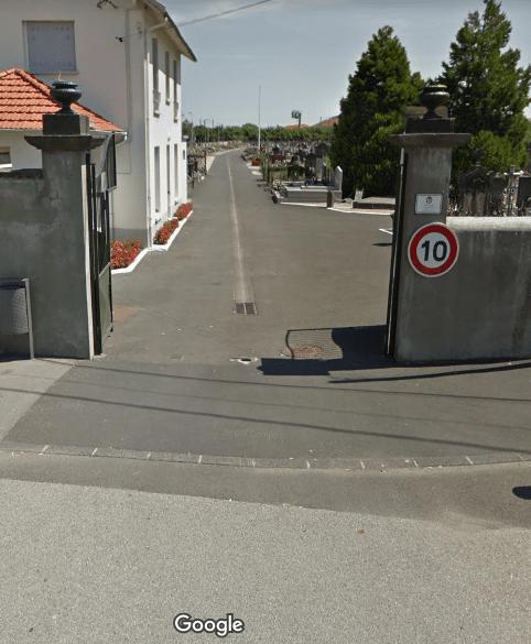 cimetière duClermont-Ferrand