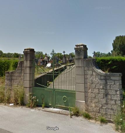 cimetière de Saint-André-de-Bâgé