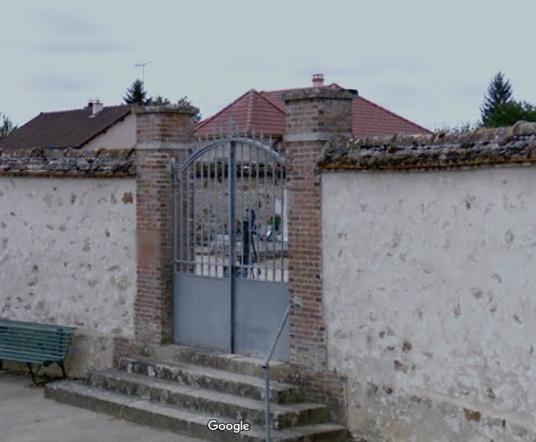 cimetière de Crancey