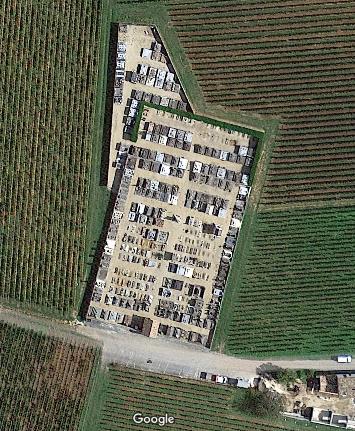 cimetière de Puisseguin