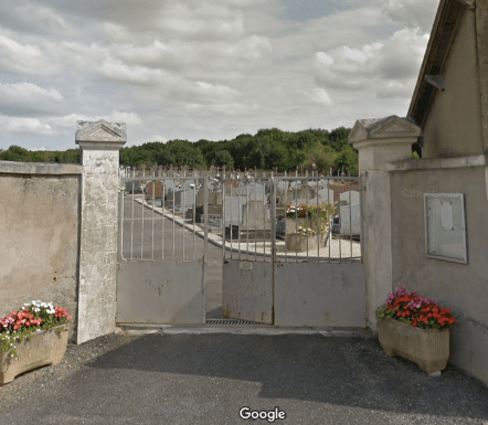 cimetière de Jouet-sur-l'Aubois