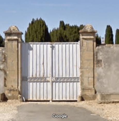 cimetière de Saint-Pierre-d'Aurillac