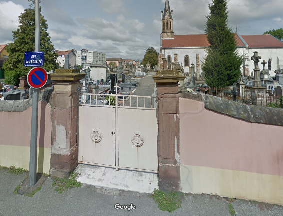 cimetière de Denney