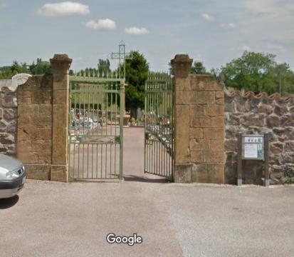 cimetière des Olmes