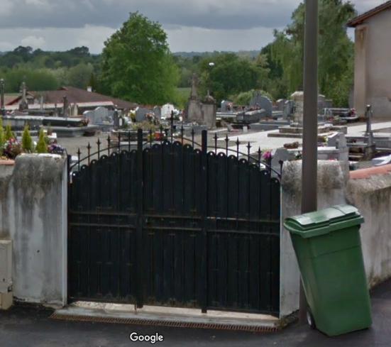 cimetière de Saint-Pandelon
