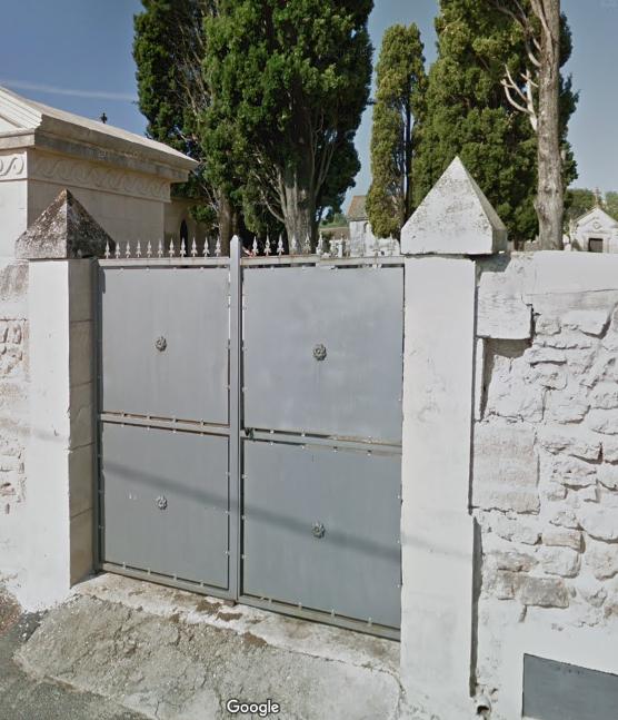 cimetière de Galargues