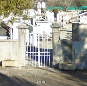 cimetière de Aspres-sur-Buëch