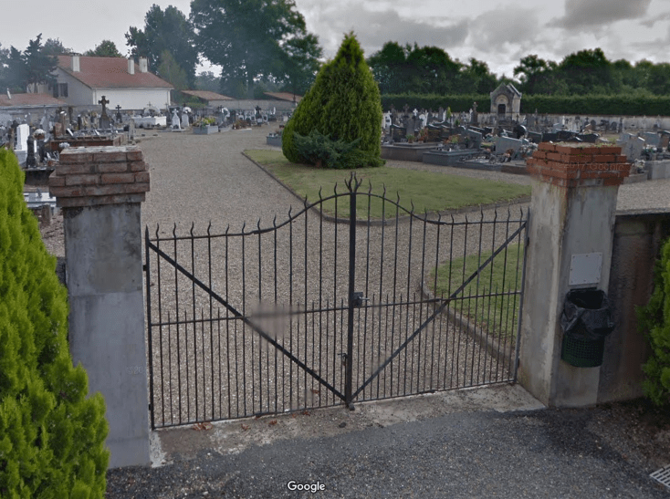 cimetière de Benquet