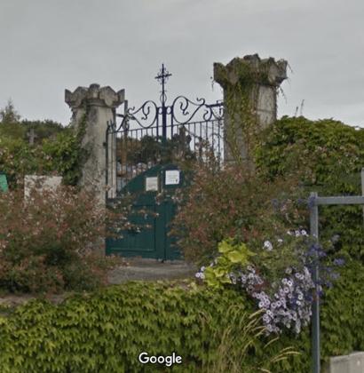 cimetière du Vieil-Baugé