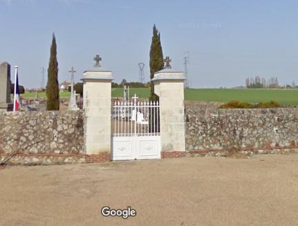 cimetière de Charcé-Saint-Ellier-sur-Aubance