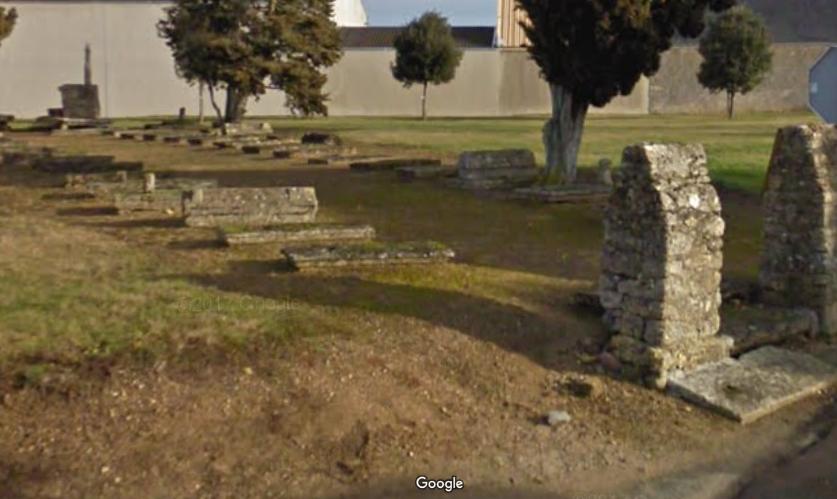 cimetière de Faveraye-Mâchelles