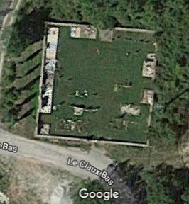 cimetière de Sigoyer