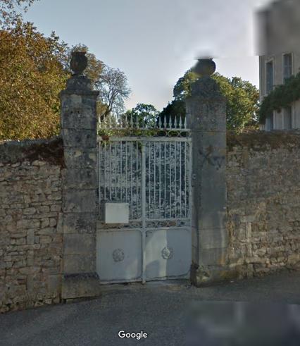 cimetière de Sommières-du-Clain