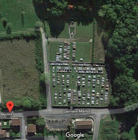 cimetière de Quatre-Routes-du-Lot