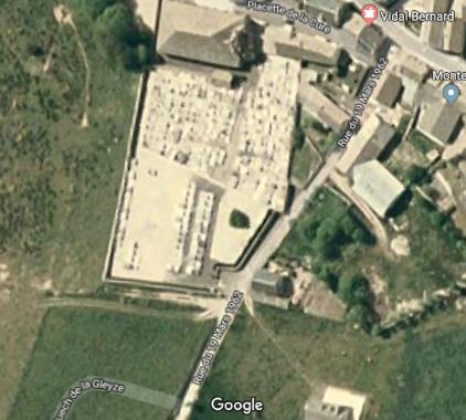 cimetière de Rieutort-de-Randon