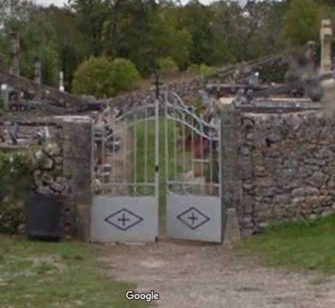 cimetière de Livernon