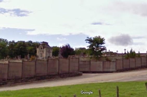 cimetière de Roches-Bettaincourt
