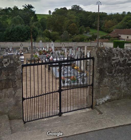 cimetière de Valeille