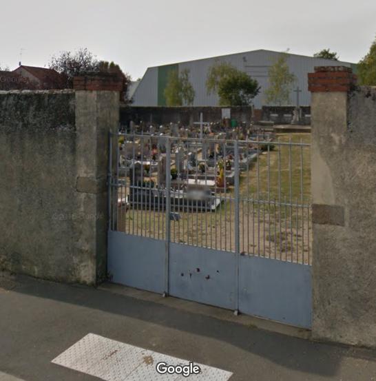 cimetière de Toutlemonde