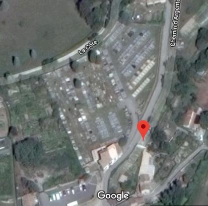cimetière de Annot