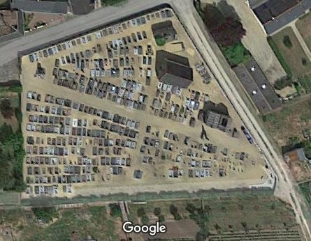 cimetière de Cheviré-le-Rouge