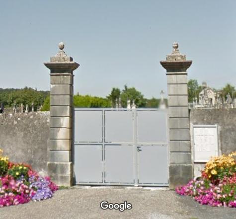 cimetière de La-Trimouille