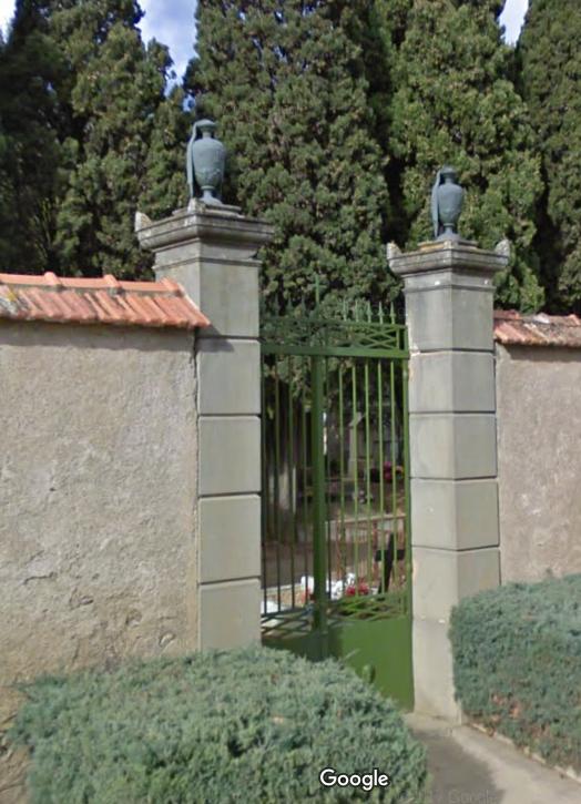 cimetière de Pépieux