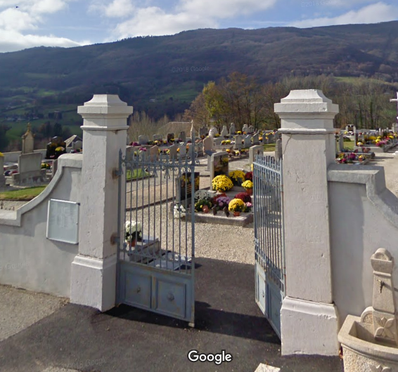 cimetière de Moye