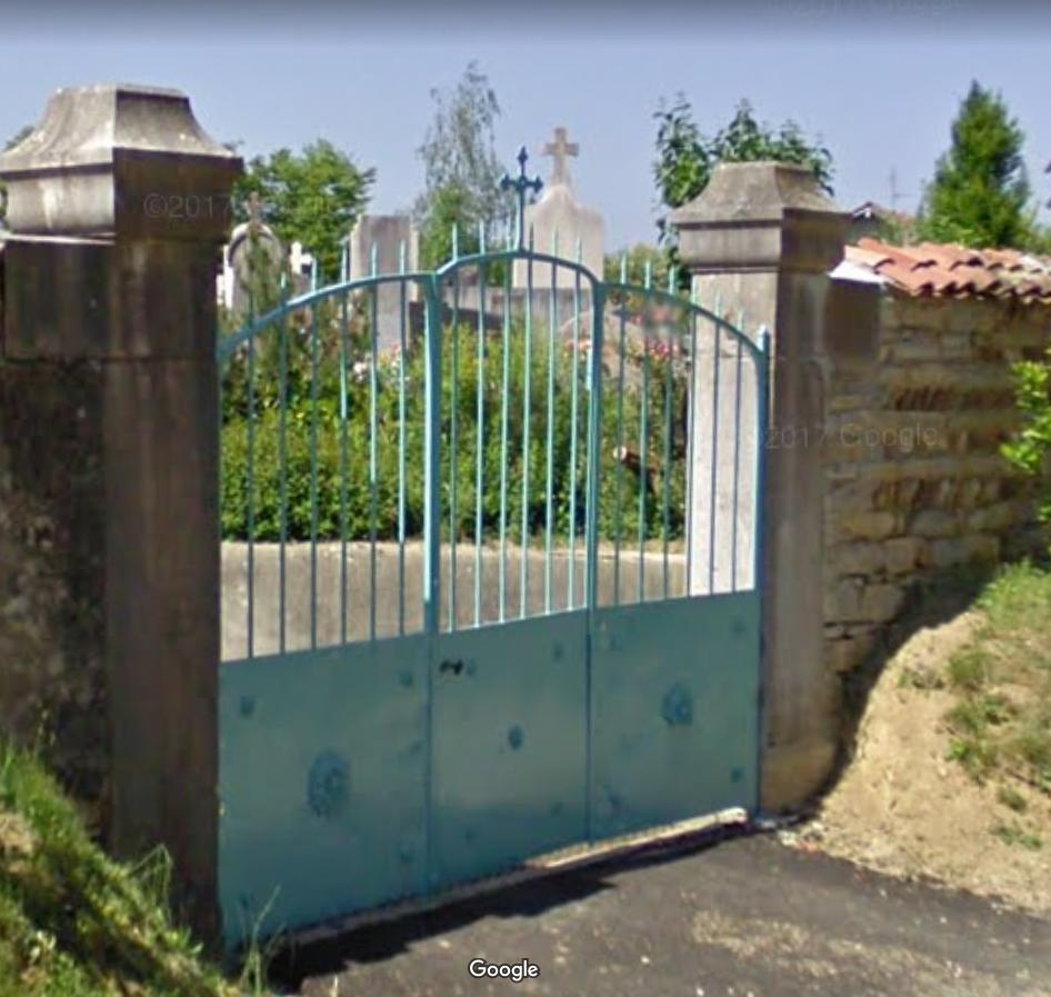 cimetière de Saint-André-sur-Vieux-Jonc