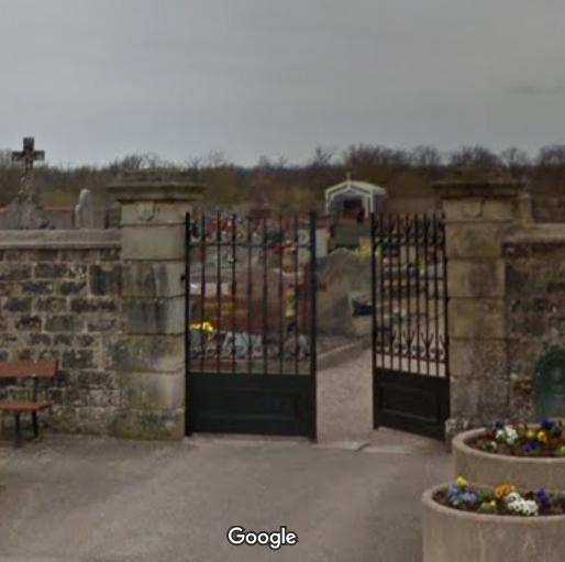 cimetière de Girmont