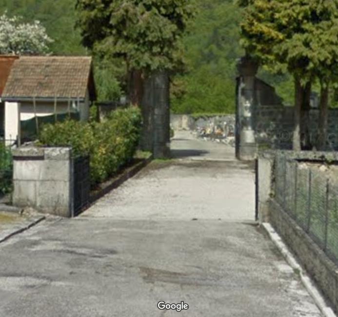 cimetière de Saint-Martin-du-Frêne