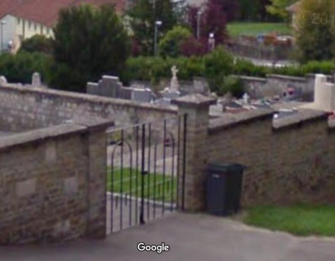 cimetière de Injoux-Génissiat