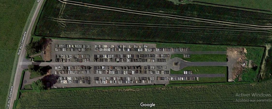 cimetière de Louvignies-Quesnoy