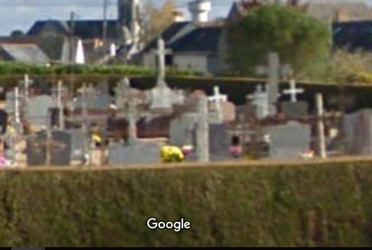 cimetière de Saint-Augustin-des-Bois