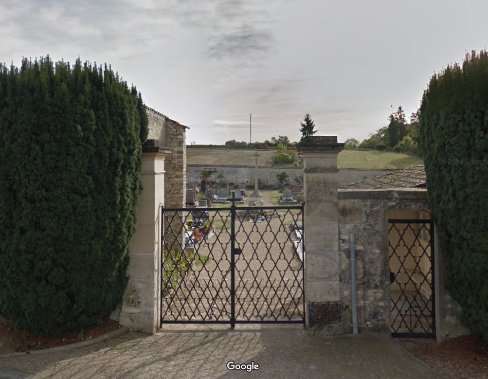 cimetière de Fontenay-Saint-Père