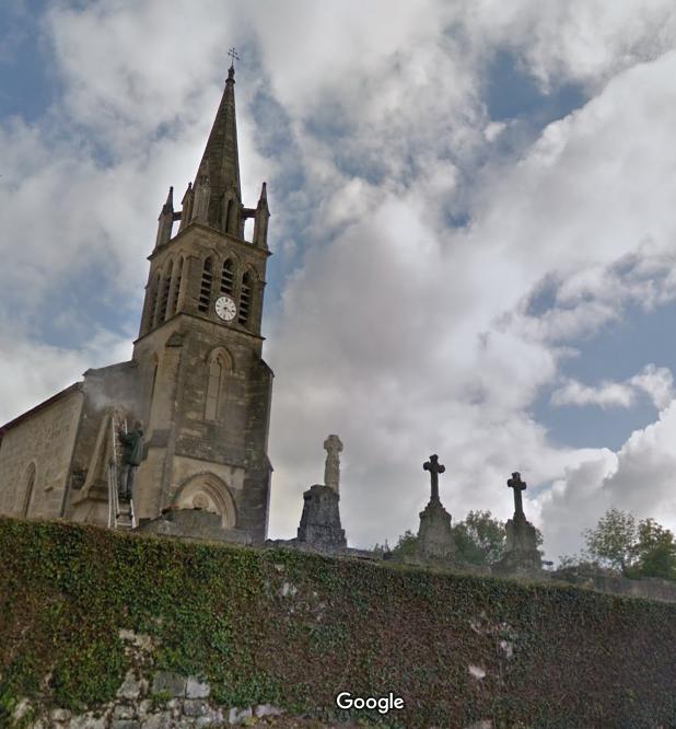 cimetière de Bonzac