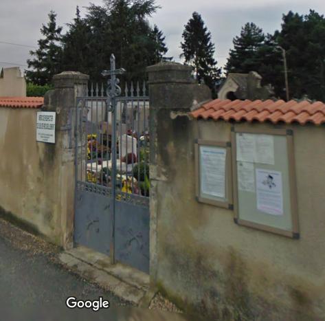 cimetière de Parcieux
