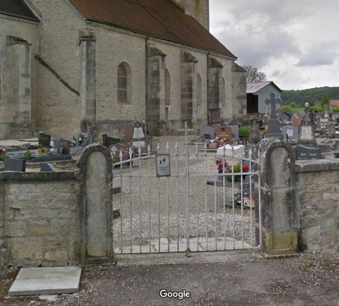 cimetière de Ville-sous-la-Ferté